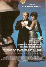 Spymaker: The Secret Life Of ıan Fleming (1990) afişi
