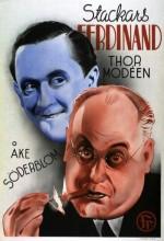 Stackars Ferdinand (1941) afişi