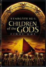 Stargate Sg-1: Children Of The Gods - Final Cut (2009) afişi