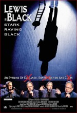 Stark Raving Black  afişi