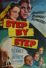 Step By Step (1946) afişi