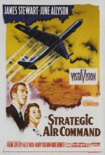Strategic Air Command (1955) afişi