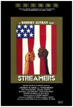 Streamers (1983) afişi