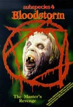 Subspecies 4: Bloodstorm (1997) afişi