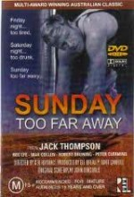 Sunday Too Far Away (1975) afişi