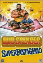Superfantagenio (aladdin) (1986) afişi