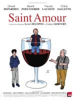 Saint Amour (2016) afişi
