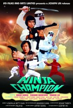 Şampiyon Ninja (1985) afişi