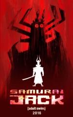 Samuray Jack (2016) afişi