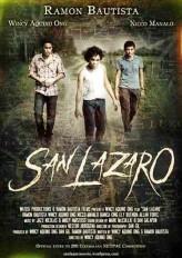 San Lazaro  afişi