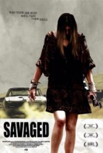 Savaged (2013) afişi