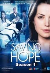 Saving Hope Sezon 1 (2012) afişi