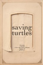 Saving Turtles (2017) afişi