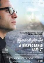 Saygın Bir Aile (2012) afişi