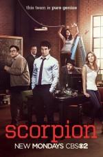 Scorpion Sezon 2 (2015) afişi