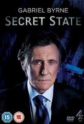Secret State (2012) afişi