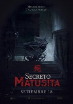Secreto Matusita (2014) afişi