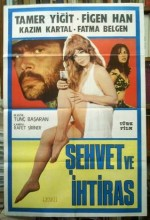 Şehvet (1972) afişi