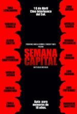 Semana Capital (2010) afişi