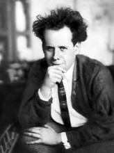 Sergei M. Eisenstein profil resmi