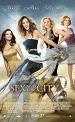 Sex and the City 2 (2010) afişi