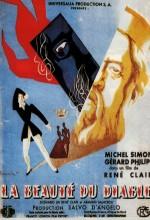 Şeytanın Güzelliği (1950) afişi
