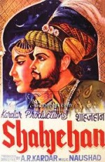 Shahjehan (1946) afişi
