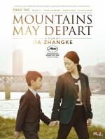 Dağlar Uzaklaştığında (2015) afişi