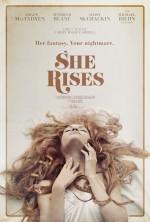 She Rises (2014) afişi