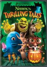 Shrek's Thrilling Tales (2012) afişi