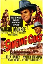 Singing Guns (1950) afişi