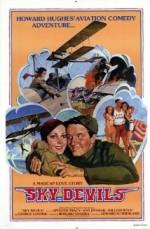 Sky Devils (1932) afişi