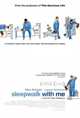 Sleepwalk with Me (2012) afişi