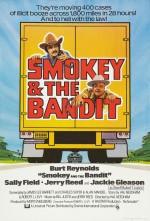 Smokey And The Bandit (1977) afişi