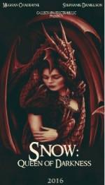 Snow: Queen of Darkness (2016) afişi
