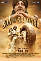 Son of Sardaar (2012) afişi