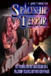 Spaceship Terror (2011) afişi