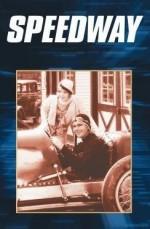 Speedway (1929) afişi