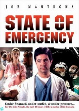 State of Emergency (1994) afişi
