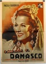 Sucedió En Damasco (1943) afişi