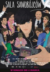 İntihar Odası (2011) afişi