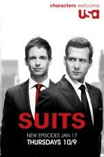 Suits Sezon 5 (2015) afişi