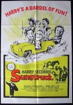 Sunstruck (1972) afişi