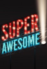 Super Awesome! (2014) afişi