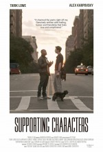 Supporting Characters (2012) afişi
