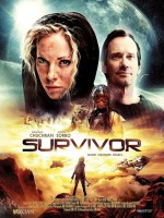 Survivor (2014) afişi