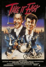 Take ıt Easy (1986) afişi