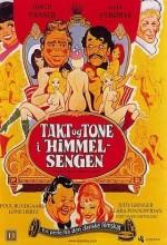 Takt Og Tone I Himmelsengen (1972) afişi