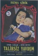 Talihsiz Yavrum (1974) afişi