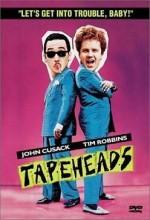 Tapeheads (1988) afişi